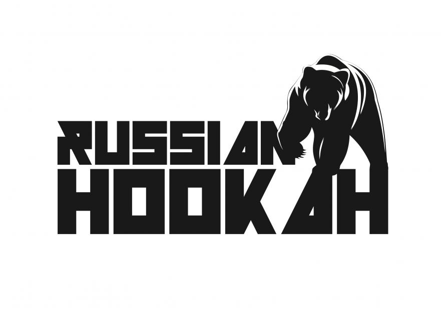 RUSSIAN HOOKAH LOGO  yarışmasına tasarımcı damlakaymak tarafından sunulan  tasarım