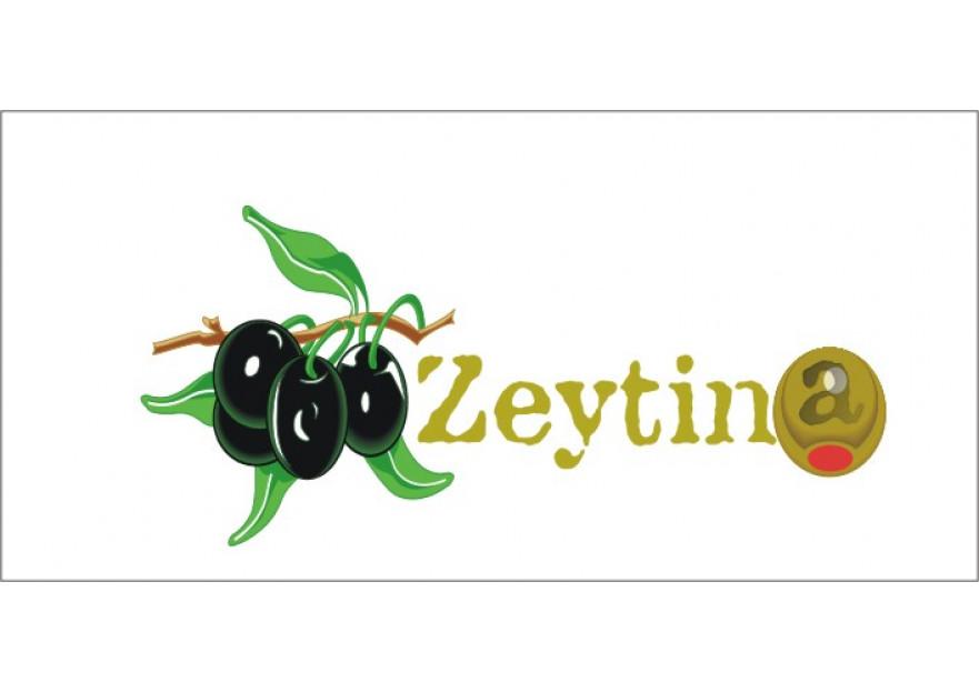 Zeytin ve Zeytinyağı Marketleri yarışmasına tasarımcı logocuk tarafından sunulan  tasarım