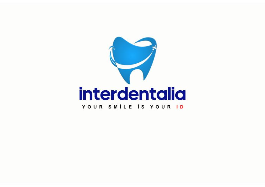Diş sağlığı turizmi firma logosu yarışmasına Dyzyn tarafından girilen tasarım
