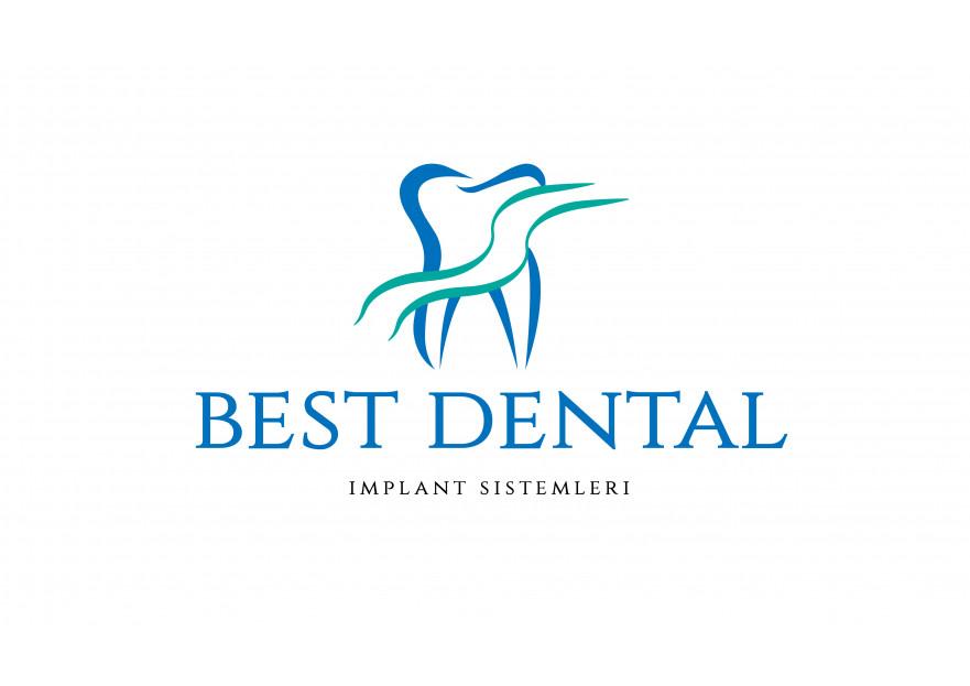Best Dental Yeni logosunu arıyor yarışmasına tasarımcı iskeletoor tarafından sunulan  tasarım
