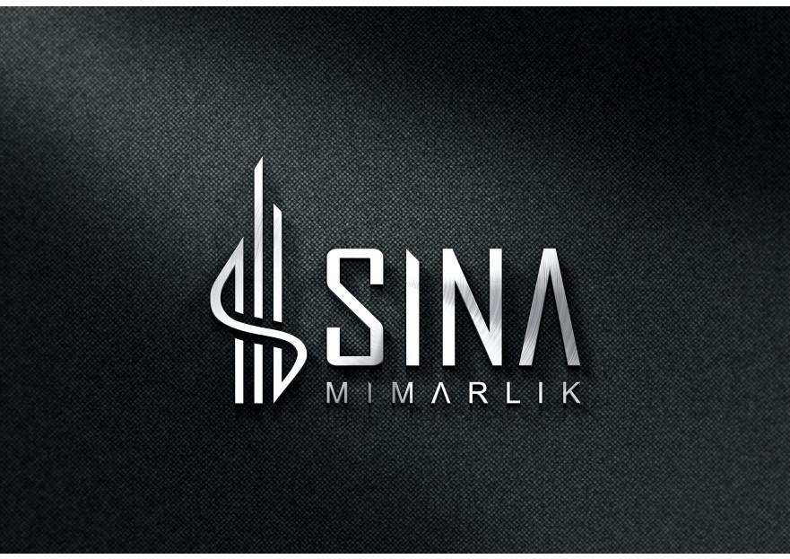 Sina Mimarlık Logosunu arıyor yarışmasına huboz tarafından girilen tasarım