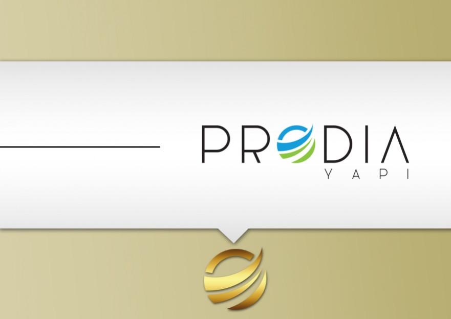 İnşaat Şirketi logo ve kurumsal kimlik  yarışmasına tasarımcı LogoPing™ tarafından sunulan  tasarım