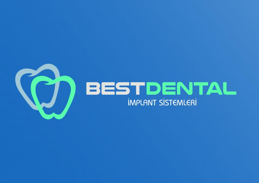 Best Dental Yeni logosunu arıyor yarışmasına tasarımcı Fırtına Temel tarafından sunulan  tasarım