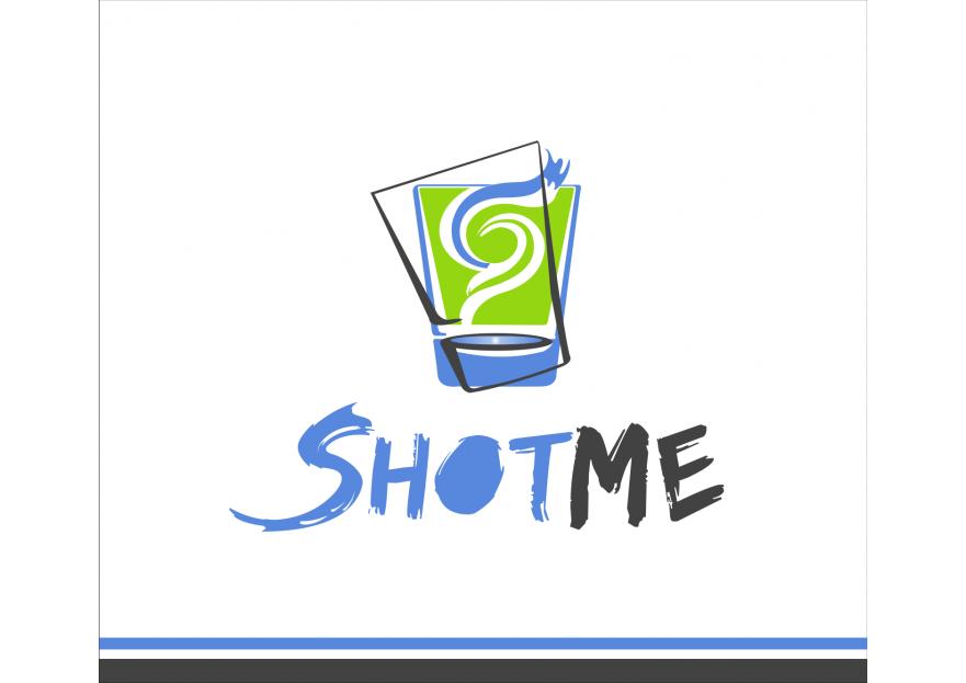 Shot Bar için logo tasarımı yarışmasına tasarımcı msk_ tarafından sunulan  tasarım