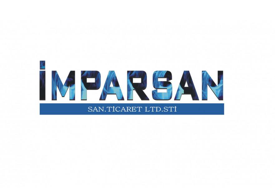İMPARSAN SAN. TİC. LTD. Logo tasarımı yarışmasına tasarımcı altun1411 tarafından sunulan  tasarım