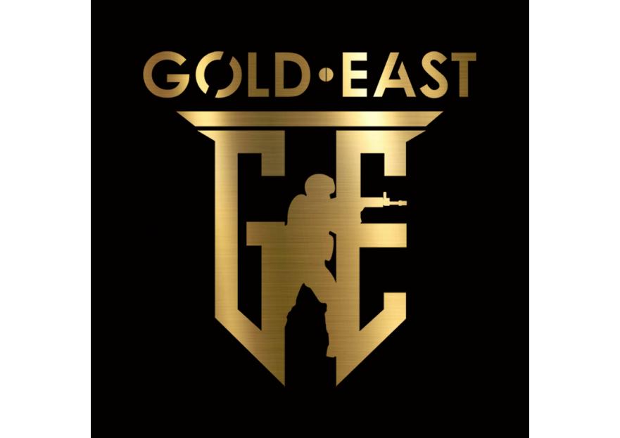 GoldEast Esport Counter Stike CsGo Logo yarışmasına tasarımcı AK•Creative tarafından sunulan  tasarım