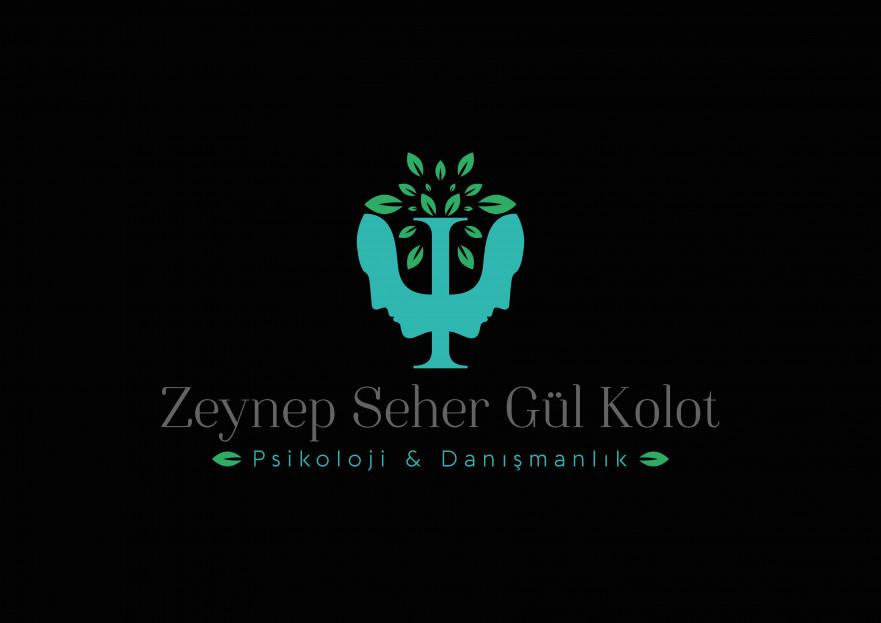 Psikoloji kliniği logo tasarımı yarışmasına tasarımcı DD Sanat™ tarafından sunulan  tasarım