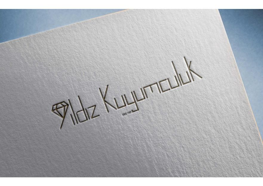 KUYUMCU LOGOSU  yarışmasına tasarımcı Nur Design tarafından sunulan  tasarım