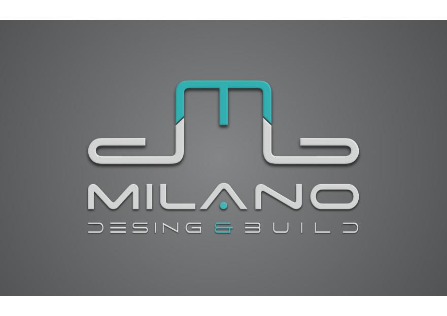 DESIGN BUILD INSAAT SEKTORU ICIN LOGO yarışmasına Dyzyn tarafından girilen tasarım