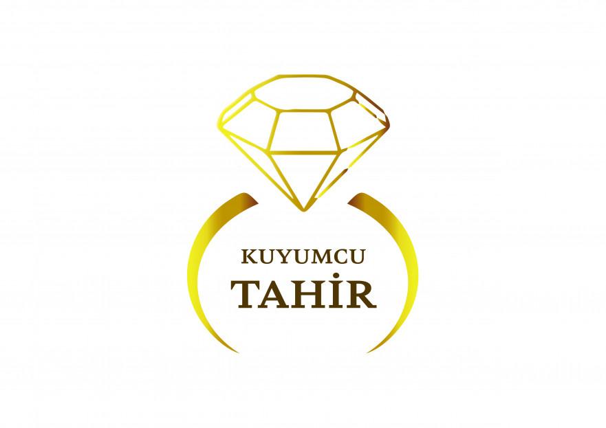 Kuyumcu Tahir -Farklı dikkat çeken logo  yarışmasına tasarımcı abozt tarafından sunulan  tasarım
