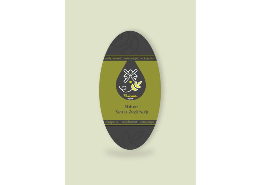 Yoresel, dogal urunler etiket tasarimi yarışmasına tasarımcı iksirk tarafından sunulan  tasarım