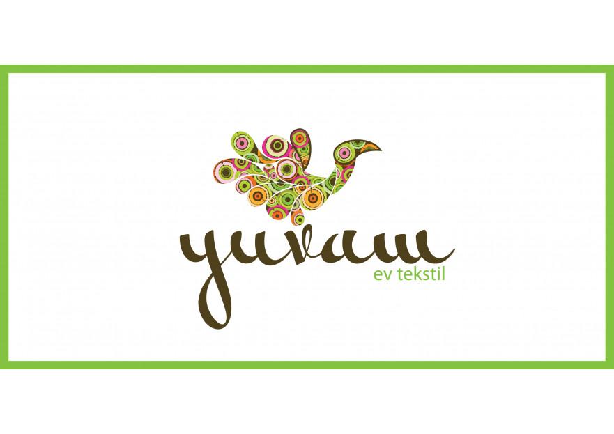 Ev Tekstili  Logo Tasarımı yarışmasına tasarımcı aliismet tarafından sunulan  tasarım