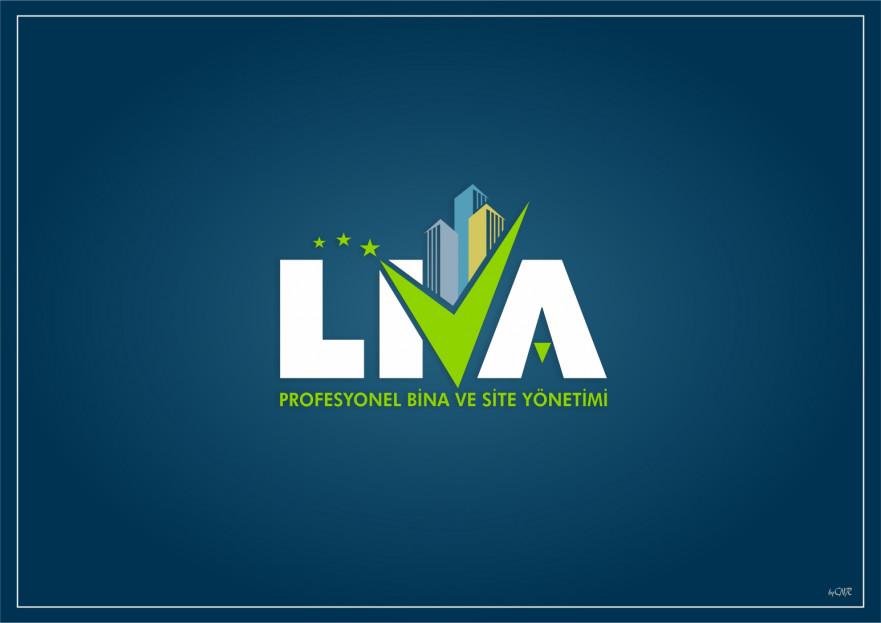 Yönetim Firması Yeni Logo Arıyor yarışmasına tasarımcı byCNR tarafından sunulan  tasarım