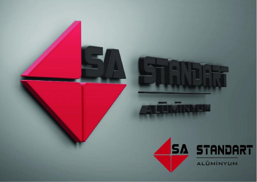 ALÜMİNYUM PROFİL LOGOMUZ SİZİN ESERİNİZ  yarışmasına tasarımcı nndesign tarafından sunulan  tasarım
