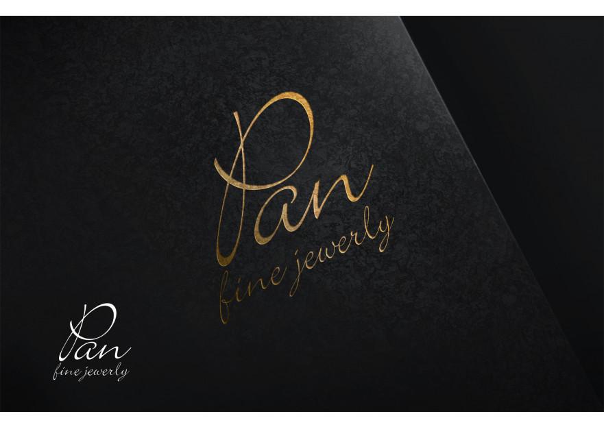 Kuyumcu (Fine Jewelry) Logo Yarışması yarışmasına tasarımcı Ayes Tasarım tarafından sunulan  tasarım