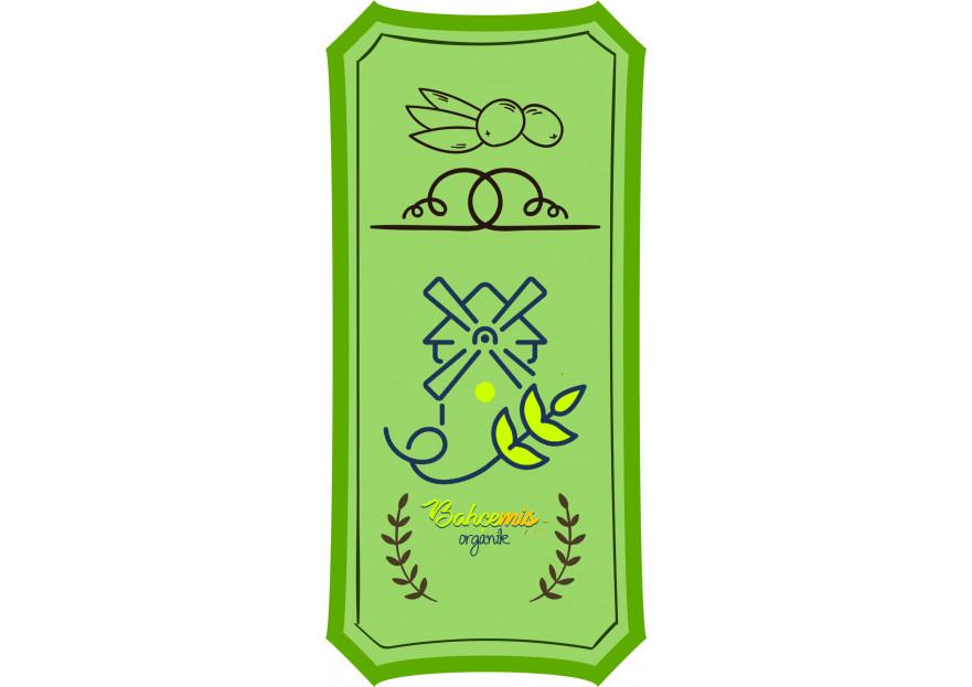 Yoresel, dogal urunler etiket tasarimi yarışmasına tasarımcı X85 tarafından sunulan  tasarım