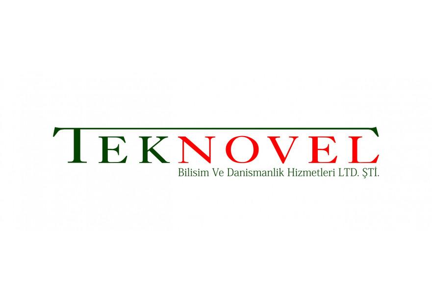 Bilisim ve Danismanlik firmasi icin logo yarışmasına tasarımcı OkanKILIÇ tarafından sunulan  tasarım