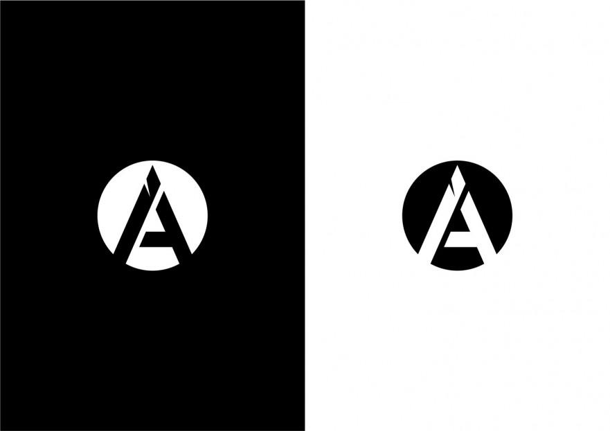 Kişisel logo tasarımı yarışmasına tasarımcı wAres tarafından sunulan  tasarım