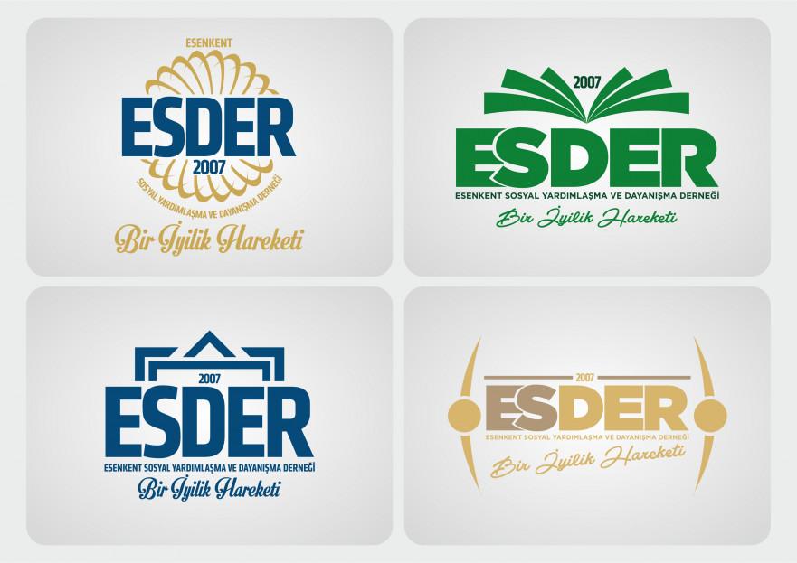 Yardımlaşma Derneği Logo Tasarımı yarışmasına tasarımcı GRAFİKADİR™ tarafından sunulan  tasarım