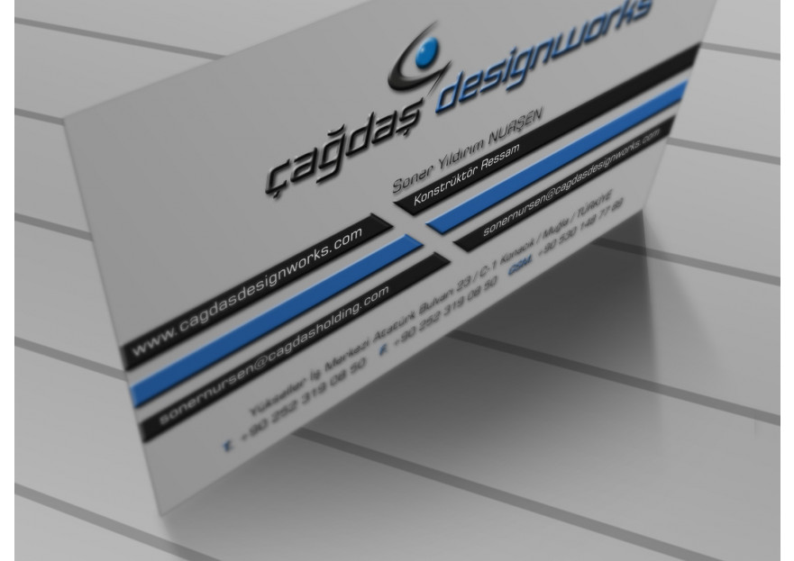 Acil kurumsal kimlik!!!! yarışmasına tasarımcı mercan11 tarafından sunulan  tasarım