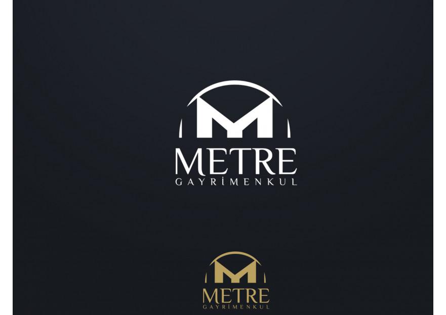 Gayrimenkul Firmamıza Logo  yarışmasına tasarımcı grfkismail tarafından sunulan  tasarım