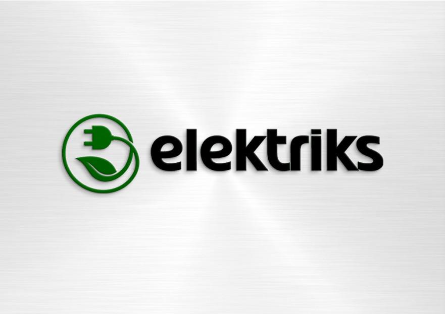 elektriks elektrikli taşıtlar a.ş logosu yarışmasına HSEPI tarafından girilen tasarım