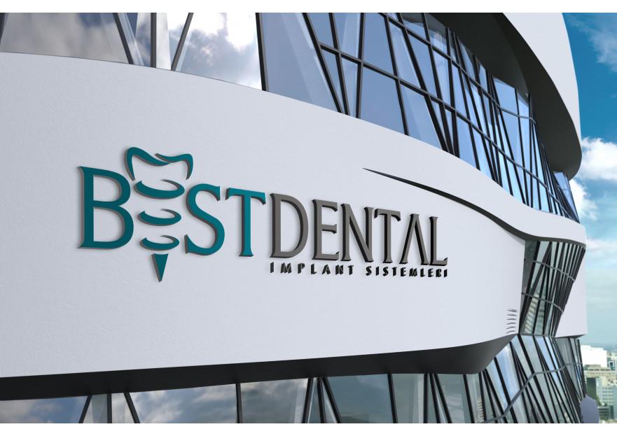 Best Dental Yeni logosunu arıyor yarışmasına tasarımcı joker tarafından sunulan  tasarım