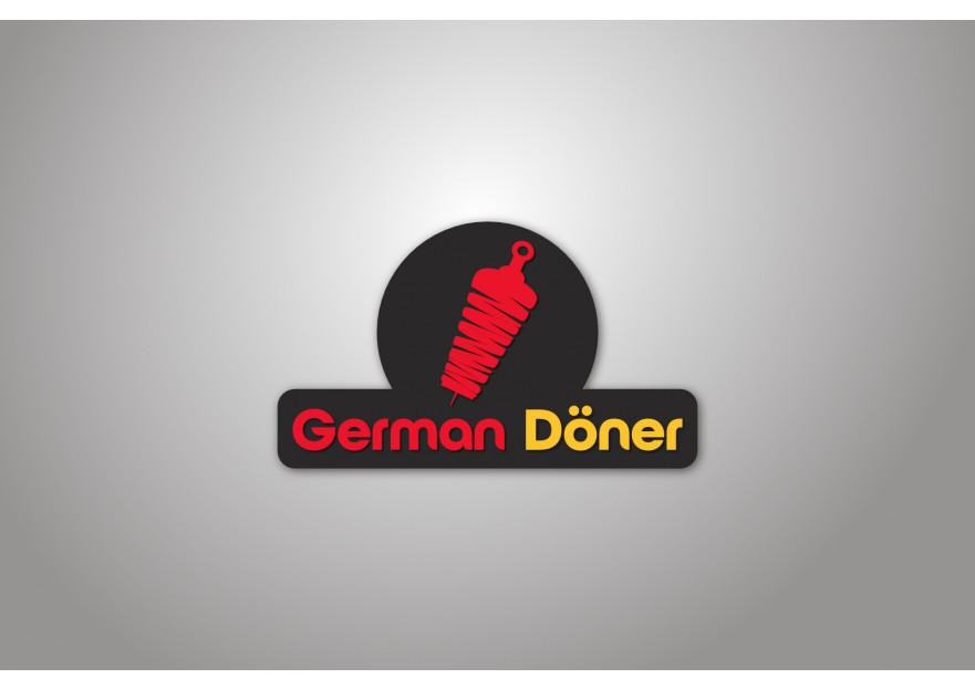 Döner Dükkanimıza logo yapımı yarışmasına Dyzyn tarafından girilen tasarım