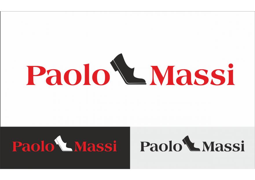 Erkek deri ayakkabı logo tasarımı yarışmasına tasarımcı ErcanH tarafından sunulan  tasarım