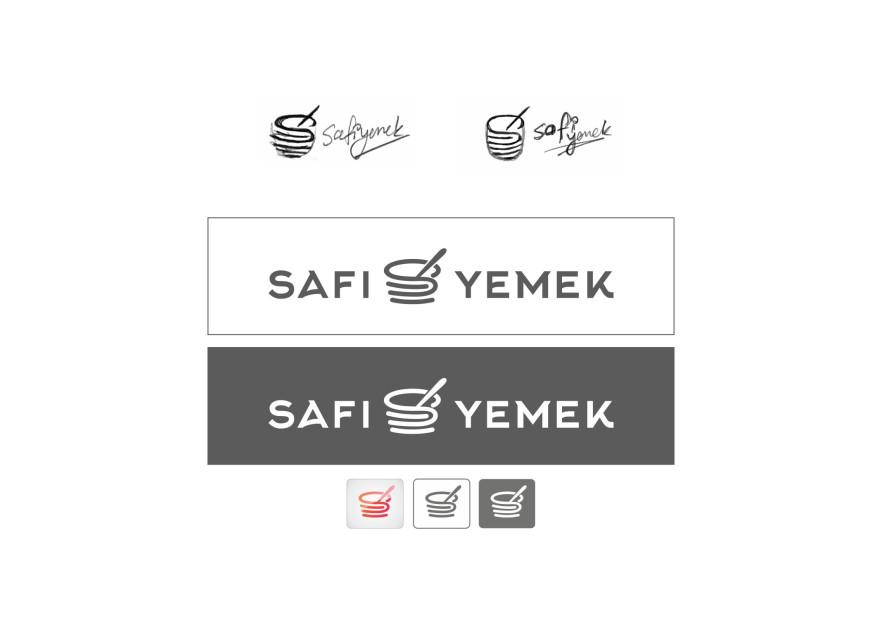 Yemek Bloğu İçin Logo  yarışmasına tasarımcı hasanguner tarafından sunulan  tasarım