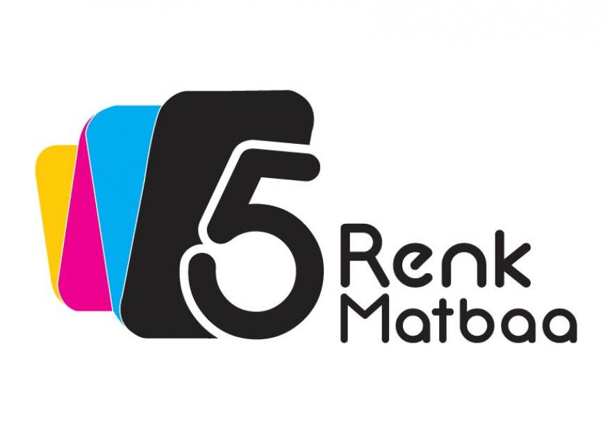 Matbaa ve Grafik Tasarım Üzerine Logo yarışmasına LogoMerkezi.com tarafından girilen tasarım