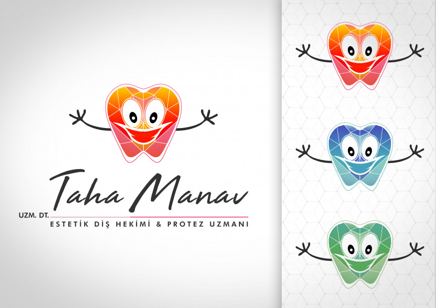 Uzman Diş Hekimi kliniği için Logo yarışmasına tasarımcı mrdgsn tarafından sunulan  tasarım
