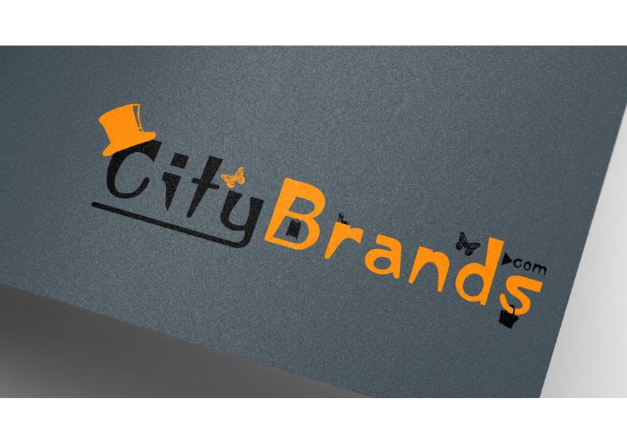 Online Mağazası logo yarışmasına tasarımcı KnockOut tarafından sunulan  tasarım