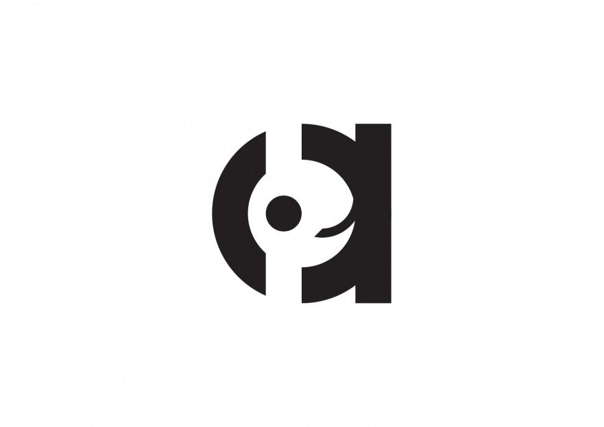 Kişisel logo tasarımı yarışmasına tasarımcı uyuyangece tarafından sunulan  tasarım