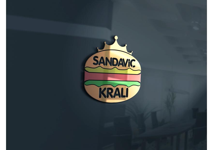 SANDAVİÇ KRALI LOGOSUNU ARIYOR yarışmasına SD™ tarafından girilen tasarım