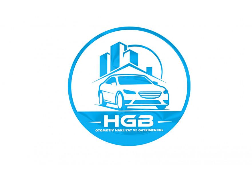 HGB OTOMOTİV NAKLİYAT VE GAYRİMENKUL DAN yarışmasına tasarımcı By Sönmez tarafından sunulan  tasarım