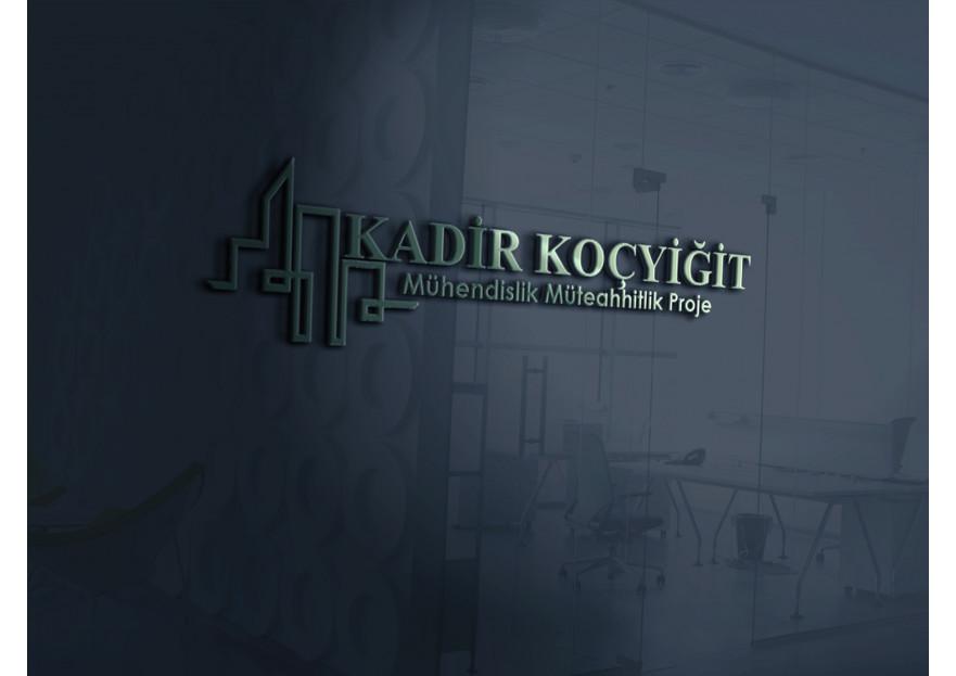Şirketim için logo desteği (Kadir Koçyiğit) yarışmasına byzblg tarafından girilen tasarım