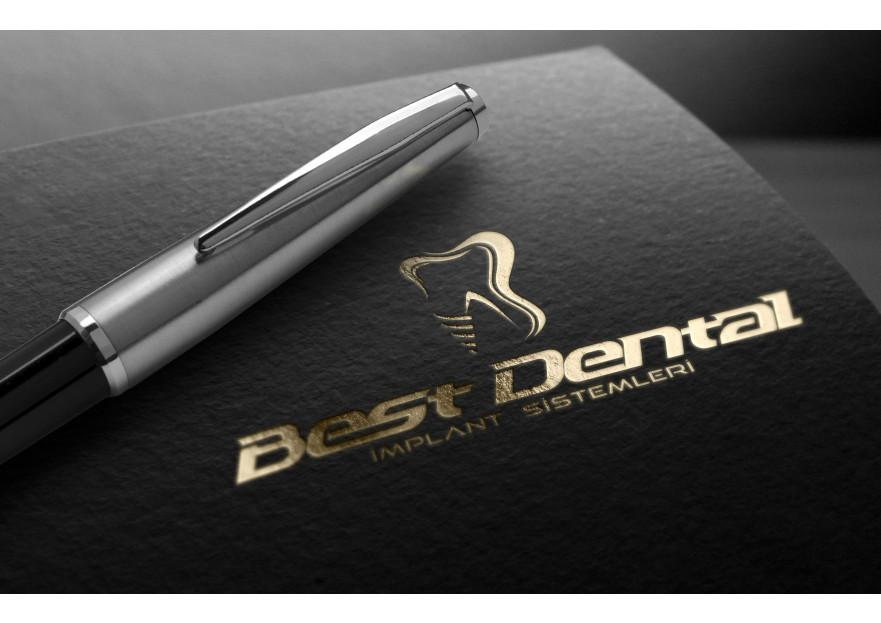 Best Dental Yeni logosunu arıyor yarışmasına tasarımcı Grafiksir™ tarafından sunulan  tasarım
