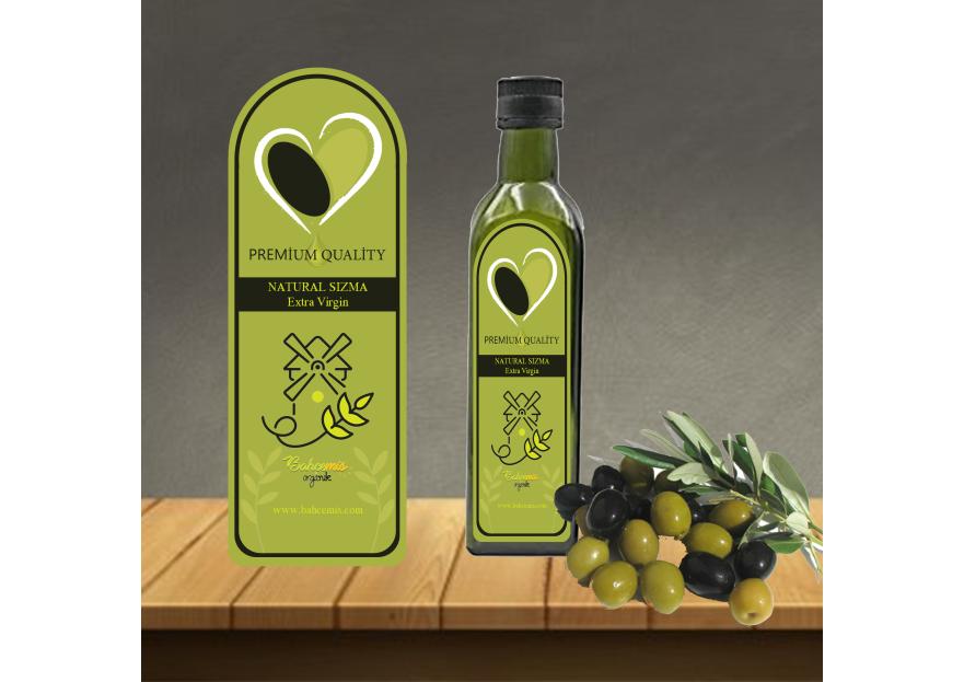 Yoresel, dogal urunler etiket tasarimi yarışmasına tasarımcı Seydapekdas tarafından sunulan  tasarım
