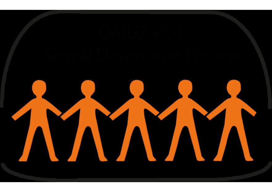 Omuz Ver Sosyal Dayanışma Projesi yarışmasına tasarımcı SNTK tarafından sunulan  tasarım
