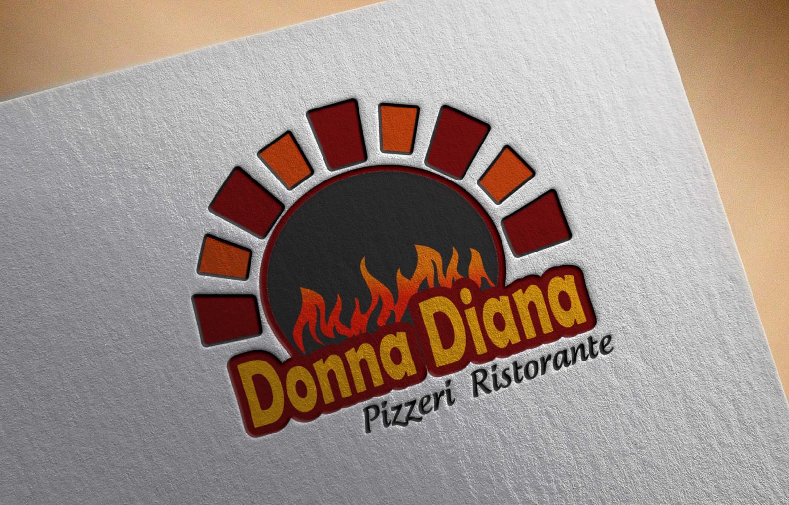 Tasarlayan pasha17-pizza restoranim icin logo tasarimi
