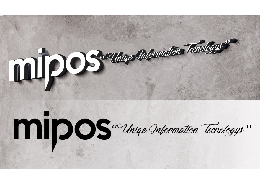 Mipos Seni Yeni Logo için Bekliyor... yarışmasına Cerenium tarafından girilen tasarım