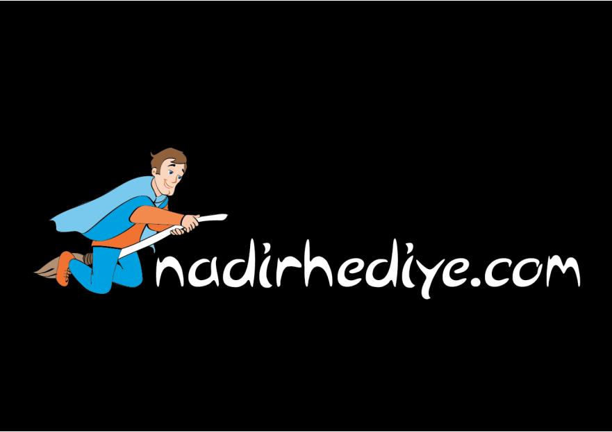 nadirhediye.com sitesine logo arıyoruz yarışmasına tasarımcı Siyah_Kalem tarafından sunulan  tasarım