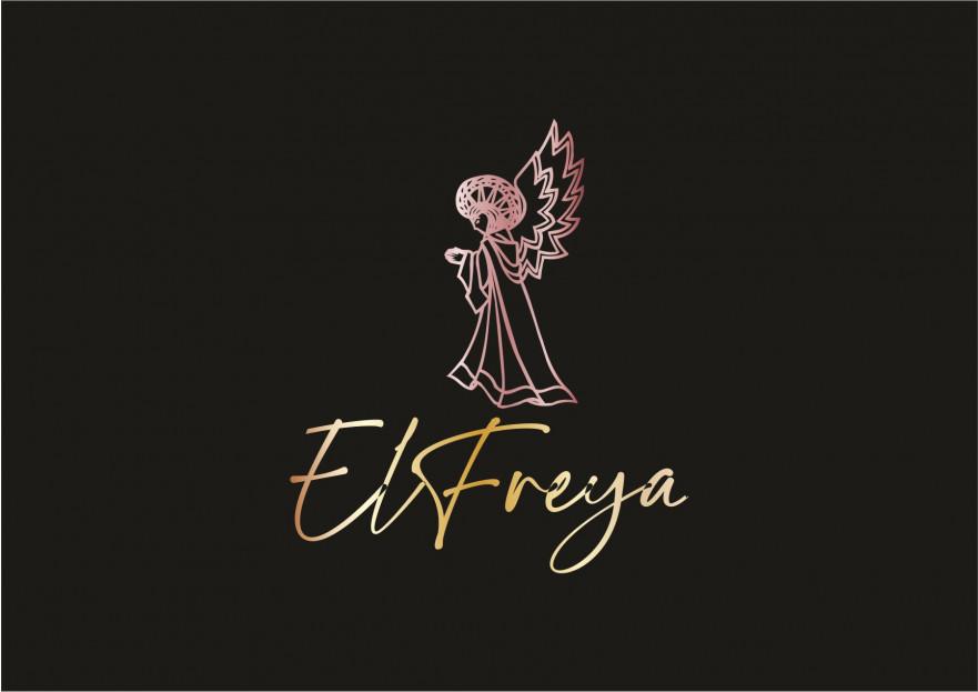 elfreya takı logosu  yarışmasına Designature7157 tarafından girilen tasarım