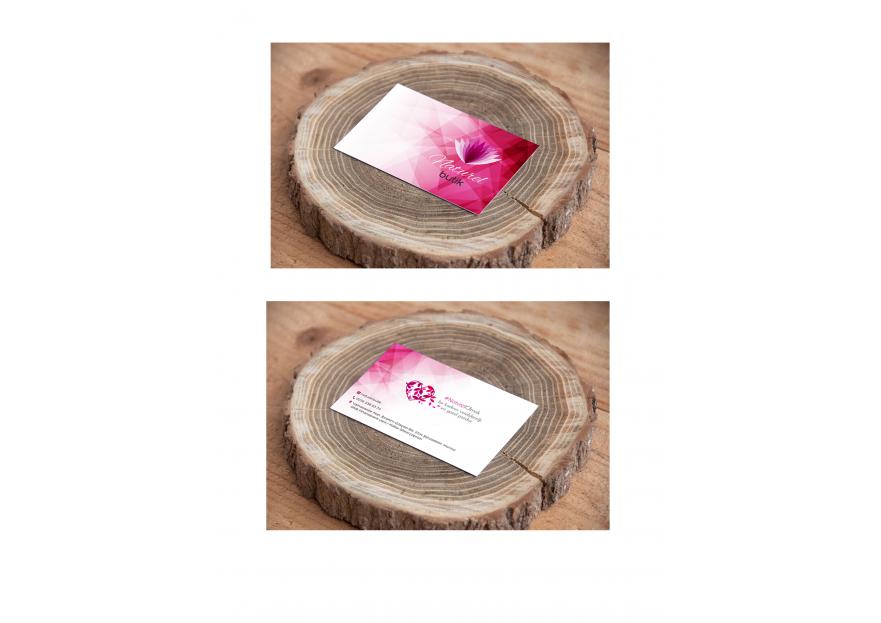 Naturel Butik / KARTVİZİT / Garantili yarışmasına tasarımcı ashcull tarafından sunulan  tasarım