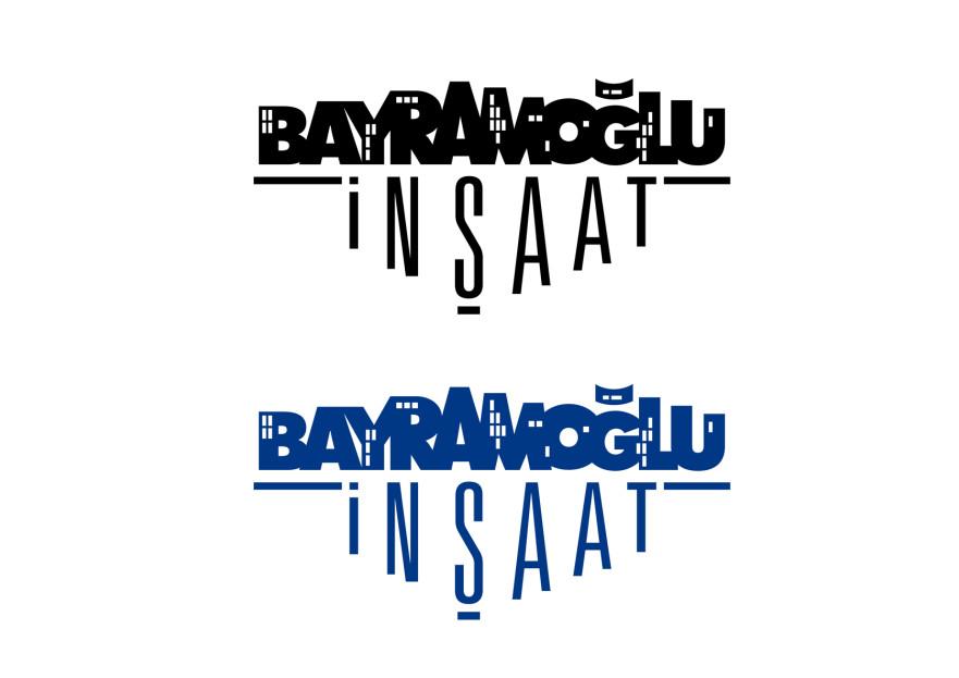 İNŞAAT FİRMAMIZ İÇİN LOGO TASARIMI yarışmasına tasarımcı satori tarafından sunulan  tasarım