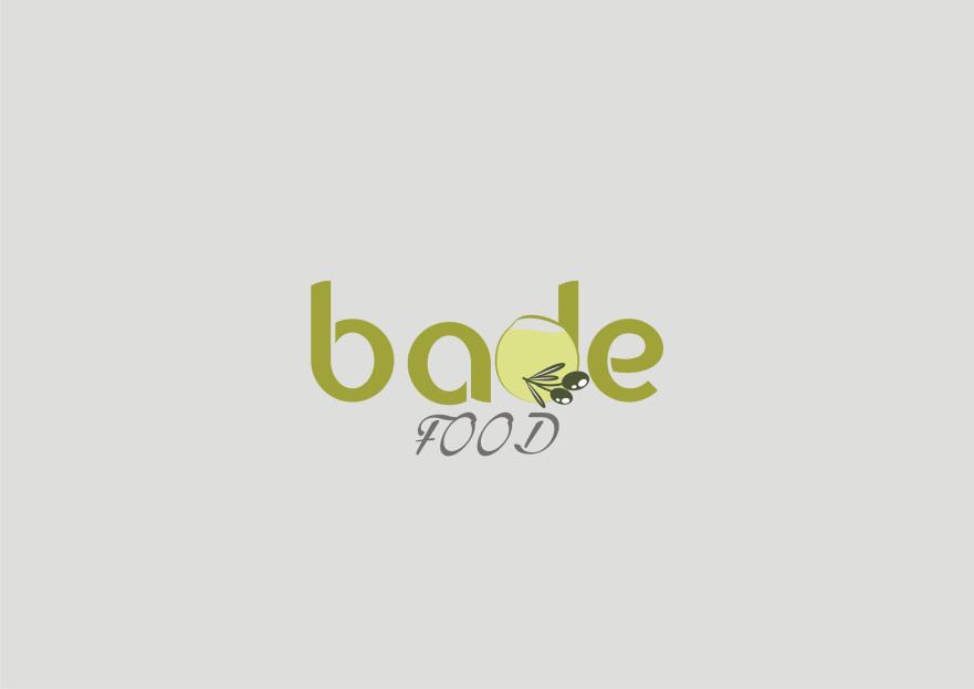 BADE FOOD  firması için Logo  yarışmasına Memo tarafından girilen tasarım