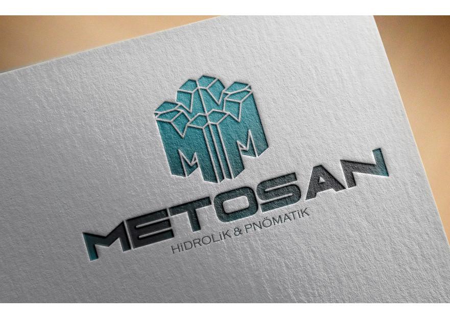 Firmamız için Logo ve Kurumsal Kimlik yarışmasına DyMenia Design tarafından girilen tasarım