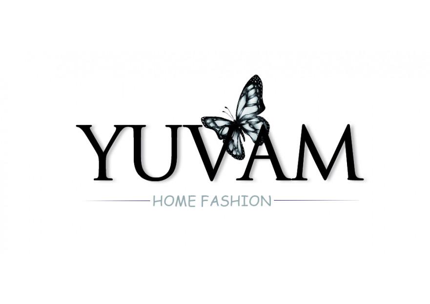 Ev Tekstili  Logo Tasarımı yarışmasına nrdn_mrt tarafından girilen tasarım
