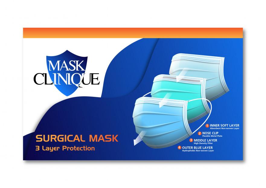 Premium Maske Kutu Dizaynı yarışmasına tasarımcı Jedi tarafından sunulan  tasarım